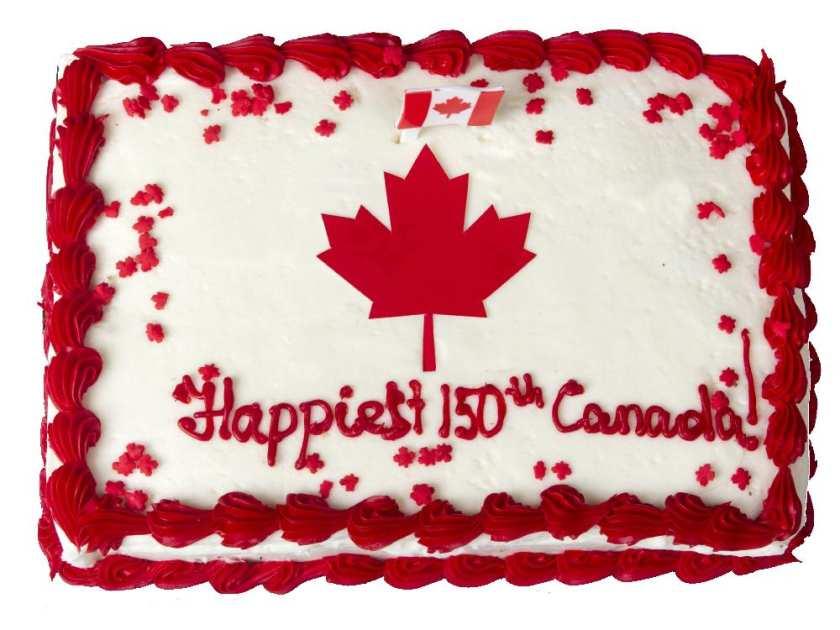 Happy 150th Canada Day!