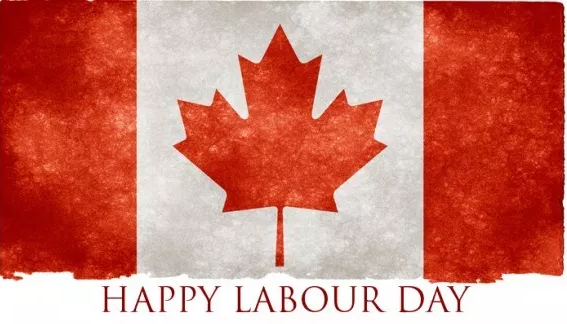 Labour Day 2019!
