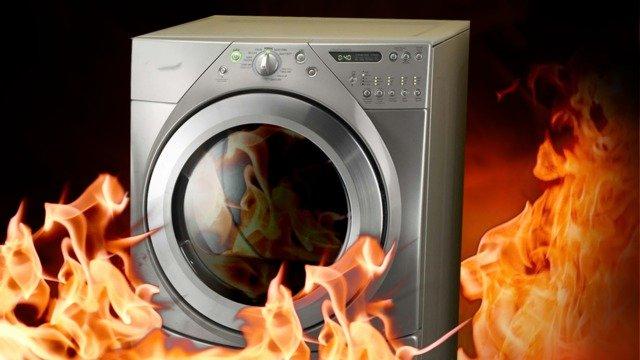Prevent Clothes Dryer Fires